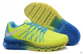 Air Max 2015 AAA Yellow Blue White