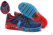 Air Max 2015 II AAA Navy Blue Red