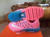 Air Max 2016 Women Pink Blue White
