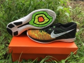 Nike Flyknit Lunar3 Golden Black Green White