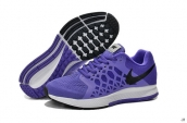 Nike Zoom Pegasus 31 Women Purple Black White