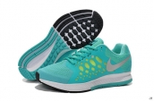 Nike Zoom Pegasus 31 Women Light Green White