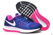 Nike Zoom Pegasus 31 Women Navy Blue Pink White