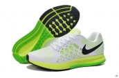 Nike Zoom Pegasus 31 White Green Black