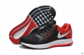 Nike Zoom Pegasus 31 Black Red White