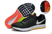Nike Zoom Pegasus 31 Black White Green Red