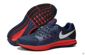 Nike Zoom Pegasus 31 Navy Blue Red White