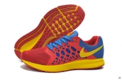 Nike Zoom Pegasus 31 Red Black Yellow
