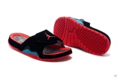 Jordan Hydro VII Retro Black Red Blue