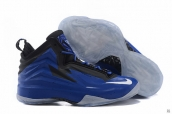 Nike Chuck Posite Blue Black White