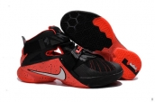 Nike Zoom Soldier 9 Black Red White