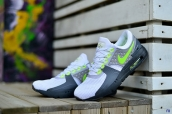 Nike Air Max 1 Ultra Moire Grey Fluorescent Green