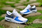 Nike Air Max 1 Ultra Moire White Blue Silvery