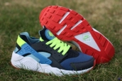Nike Air Huarache 1 Navy Blue Green