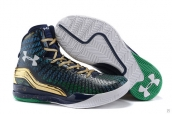Ua Curry II Green Golden White