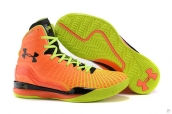 Ua Curry II Orange Green Black