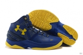 Ua Curry II Blue Yellow