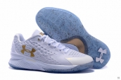 Ua Curry One Low White Golden