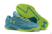 Ua Curry One Low Women Green