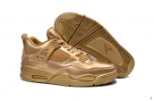 Air Jordan 4 Perfect Golden