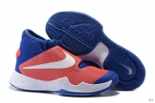 Nike Zoom Hyperrev 2016 Blue Orange White