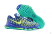 Nike Zoom KD 8 EP Sprite Blue Green