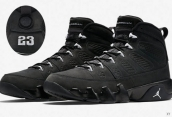 AAA Air Jordan 9 Anthracite