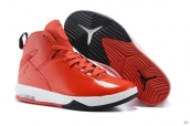 Jordan Air Imminent Red White Black