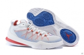 Jordan CP3 VII AE X White Red Blue