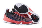 Jordan CP3 VII AE X Black Red Blue