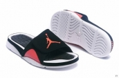Jordan Hydro IV Retro Black Orange White