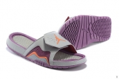 Jordan Hydro VII Retro Grey Purple Orange