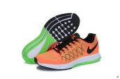 Nike Zoom Pegasus 32 Orange Green Black