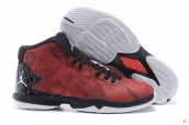 Jordan Superfly 4x Red Black White