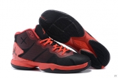 Jordan Superfly 4x Black Red