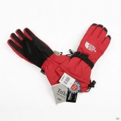 The North Face Gloves Red