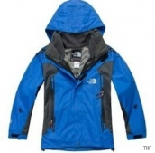 The North Face Kids Jacket Blue