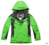 The North Face Kids Jacket Green