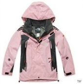 The North Face Kids Jacket Light Pink