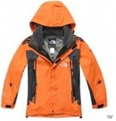 The North Face Kids Jacket Orange
