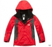 The North Face Kids Jacket Red