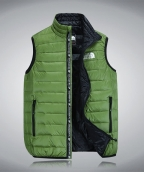 2015 The North Face Mens Vest Grey