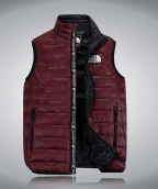 2015 The North Face Mens Vest Red