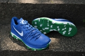 Nike Air Zoom KD 8 Leather Blue White Green