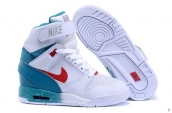 Nike Air Revolution Sky HI Women White Red Turq