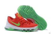 Nike Zoom KD VIII Red Green White