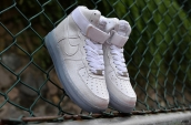 Air Force 1 High PRM Women White