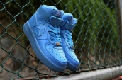 Air Force 1 High PRM Women Blue