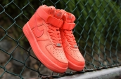 Air Force 1 High PRM Women Orange