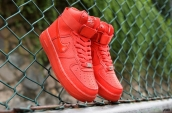 Air Force 1 High PRM Women Red